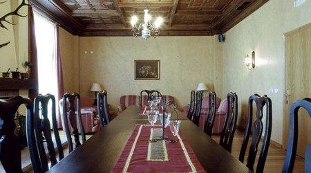 Meeting room ATH Cañada Real Plasencia Hotel
