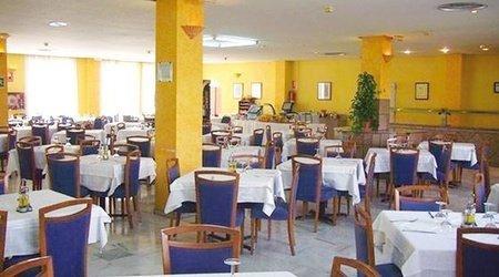 Restaurant ELE Andarax Hotel
