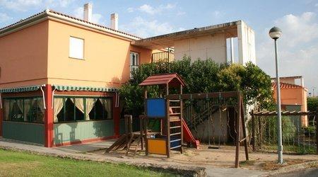 Playground Puerta de Monfragüe Hotel ELE
