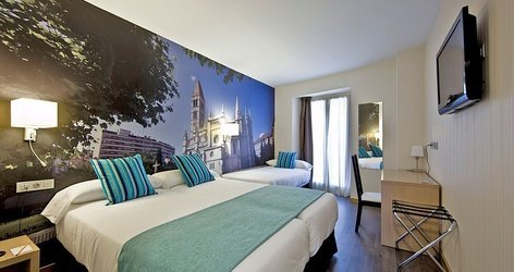 TRIPLE ROOM ELE Enara Boutique Hotel