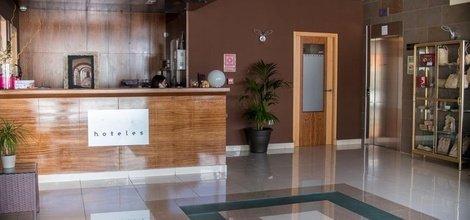 24-hour reception ele spa medina sidonia hotel medina-sidonia