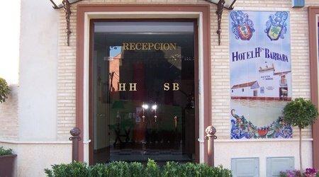 Ele santa barbara hotel ele santa bárbara sevilla hotel seville