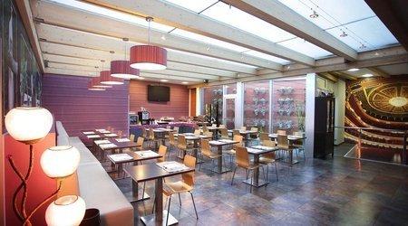 Cafeteria ele enara boutique hotel valladolid