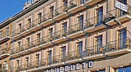 Facade ELE Acueducto Hotel