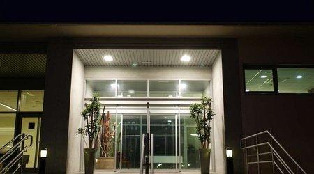 Entrance ELE Hotelandgo Arasur
