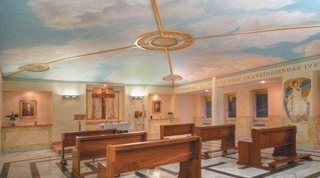 Chapel ELE Green Park Hotel Pamphili