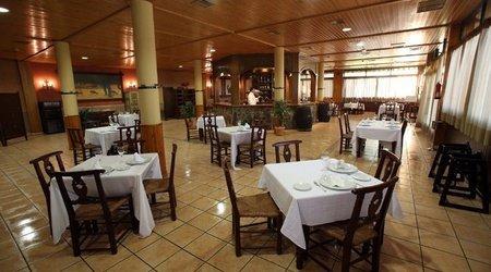 Restaurant Puerta de Monfragüe Hotel ELE