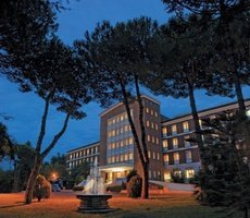 ele green park hotel pamphili rome, italy