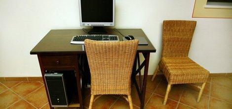Internet point ele santa bárbara sevilla hotel seville