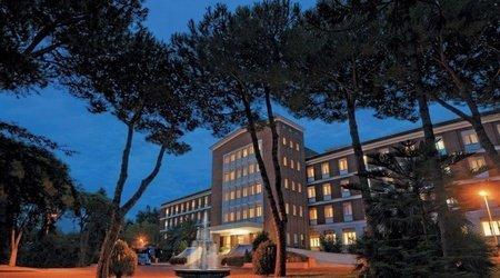 Facade ELE Green Park Hotel Pamphili