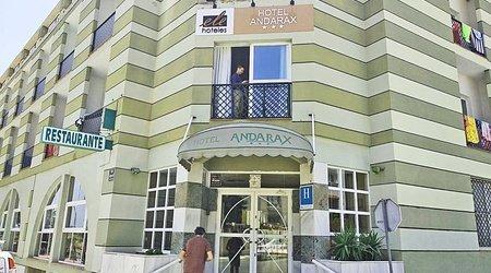 Facade ELE Andarax Hotel