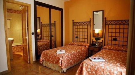 Room ele santa bárbara sevilla hotel seville