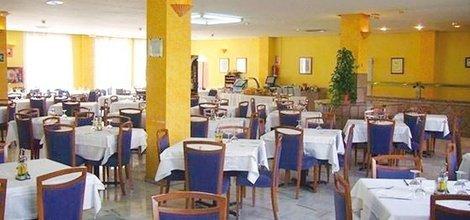 Restaurante buffet ele andarax hotel aguadulce