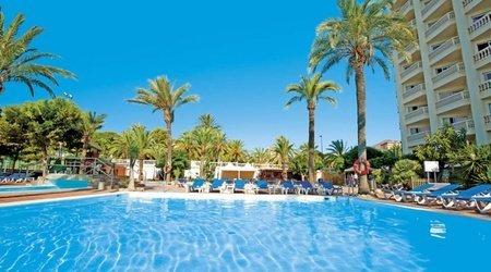 Pool ATH Portomagno Hotel