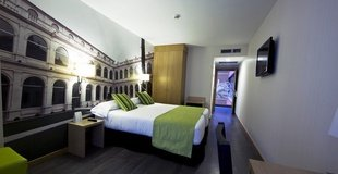 DOUBLE ROOM ELE Enara Boutique Hotel