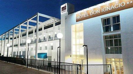 Facade ELE Don Ignacio Hotel