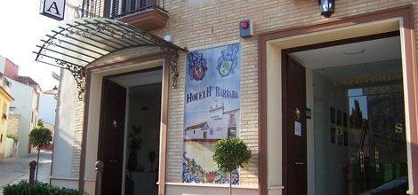 24 hour security ele santa bárbara sevilla hotel seville