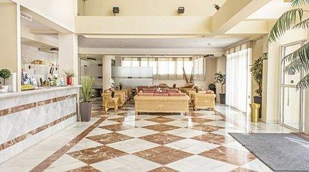 Hall ELE Don Ignacio Hotel