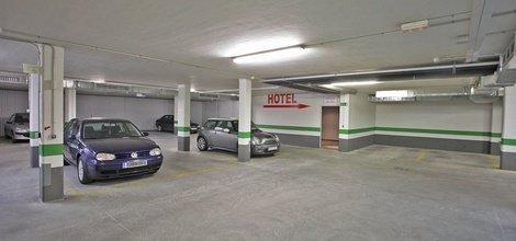 Private car park ele enara boutique hotel valladolid