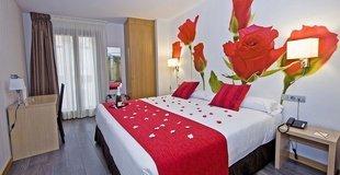Superior double room ele enara boutique hotel valladolid