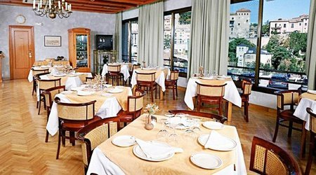 Restaurant ELE Acueducto Hotel