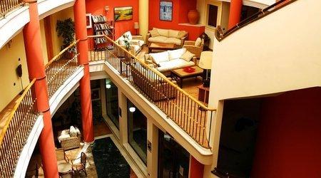 HOTEL ATH Santa Bárbara Sevilla Hotel