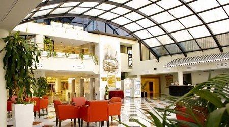 Reception ATH Portomagno Hotel