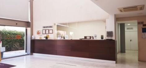 24h reception ele domocenter apartments seville