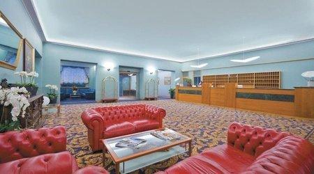 Hall ELE Green Park Hotel Pamphili