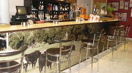 Cafeteria ele domocenter apartments seville