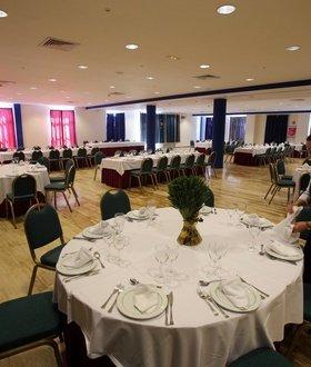 Cuadrilleros meeting room ELE Hotels