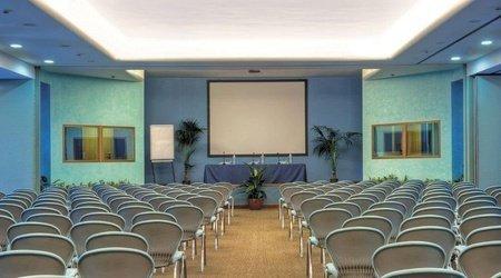 Magna Classroom ELE Green Park Hotel Pamphili