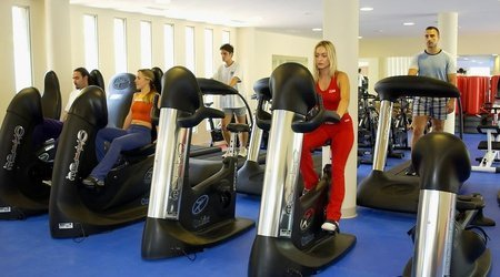 Gym ATH Portomagno Hotel