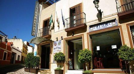 Hotel ele santa bárbara sevilla hotel seville