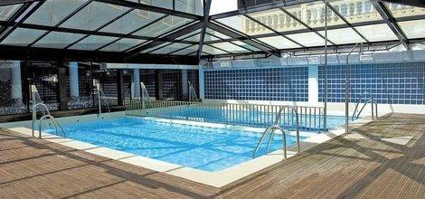 HEATED SWIMMING POOL ATH Portomagno Hotel