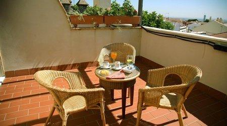 Breakfasts ele santa bárbara sevilla hotel seville