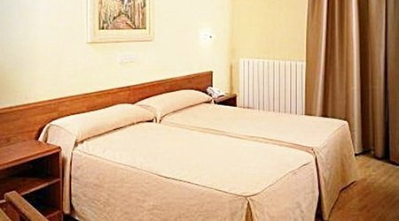 Double room ELE Acueducto Hotel