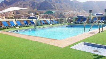 Swimming pool ELE Andarax Hotel