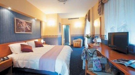 Double Superior room ELE Green Park Hotel Pamphili