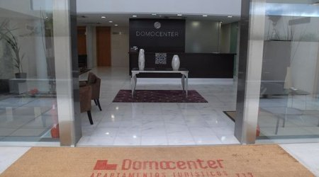 Reception ele domocenter apartments seville