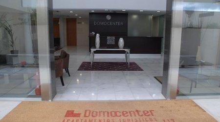 Reception ATH Domocenter Apartments