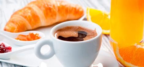 Breakfast continental ele enara boutique hotel valladolid