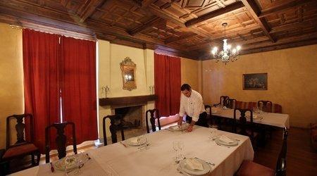 Restaurant grill ATH Cañada Real Plasencia Hotel