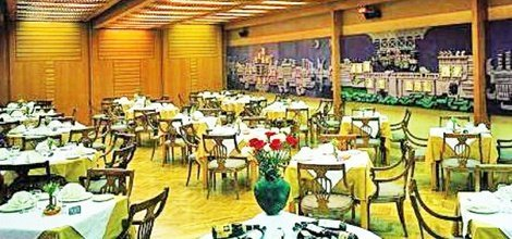 Restaurant ele acueducto hotel segovia