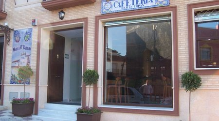 Cafe bar ele santa bárbara sevilla hotel seville