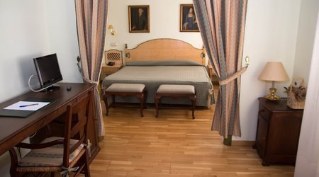 Superior Room Puerta de Monfragüe Hotel ELE