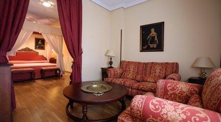 JUNIOR SUITE ROOM Puerta de Monfragüe Hotel ELE