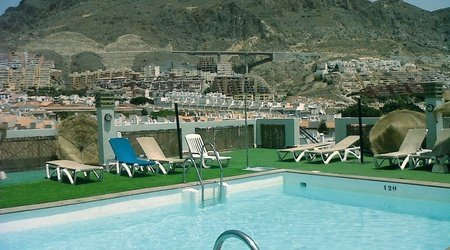 Swimming pool ATH Andarax Hotel