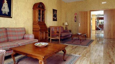 Salon Puerta de Monfragüe Hotel ELE