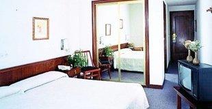 Standard single room ele acueducto hotel segovia